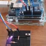 Arduino シリアル通信 その2:visual C#
