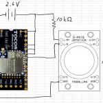 Arduino nano + TWE-Lite Dip でアナログリモコン(2CH)をつくってみた