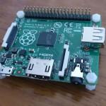 Raspberry pi A+でWifi接続。 WindowsとAndroidからSSH接続してみた