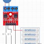 Arduino + モータドライバ + DCモーター