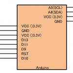 aitendo LCDとRTCでデジタル時計をつくってみた